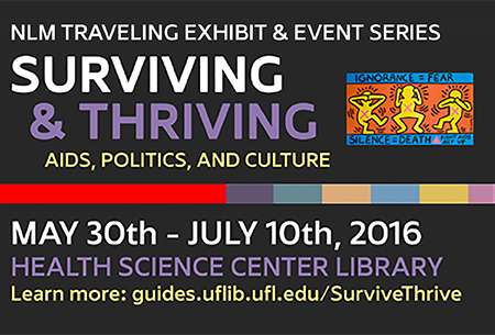 Surviving & Thriving exhibit promotional image