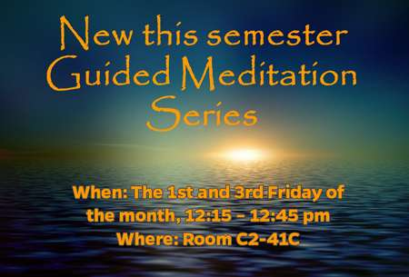 Guided Meditation Series slide