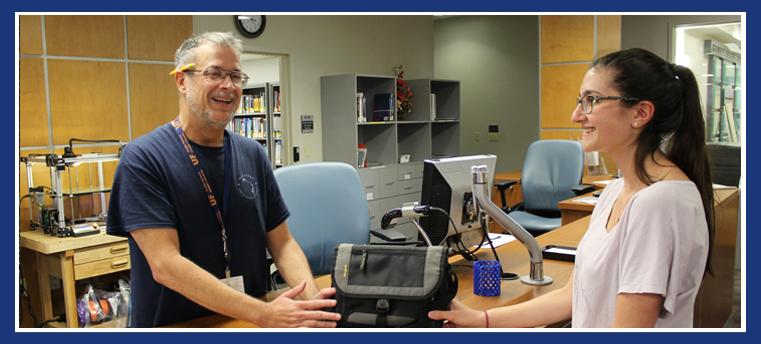 HSC Circ Desk interaction