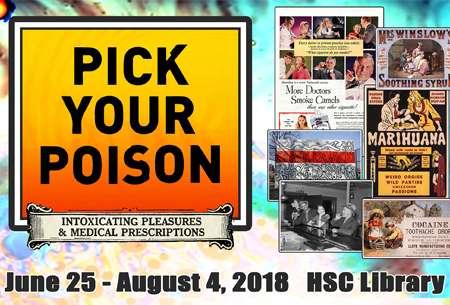 Pick Your Poison exhibit slide